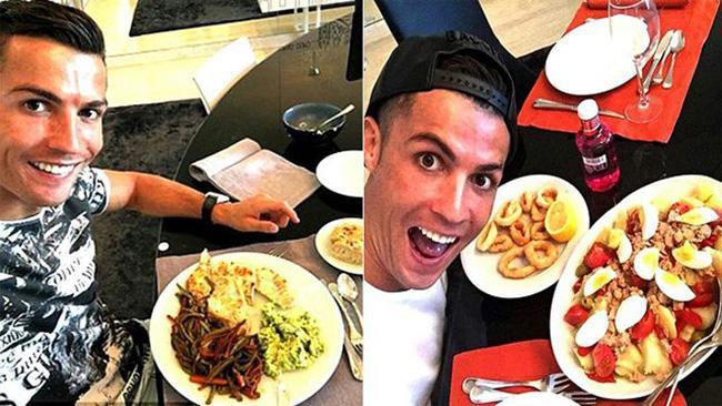 Cristiano Ronaldo's Diet Plan Detail