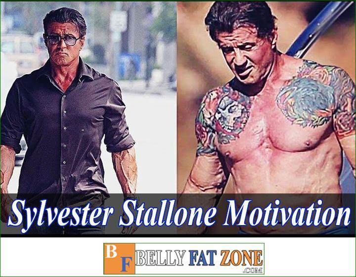 Sylvester Stallone Motivation