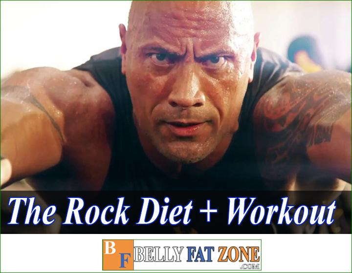 the rock diet and workout bellyfatzone com