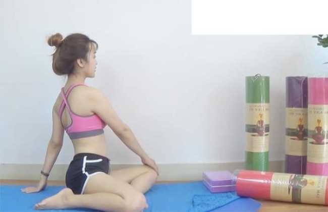 Yoga exercises effective back pain treatment