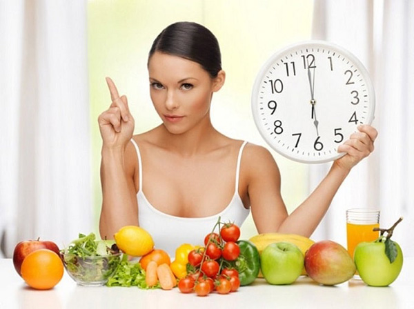 Knowing the time of nutritional supplementation