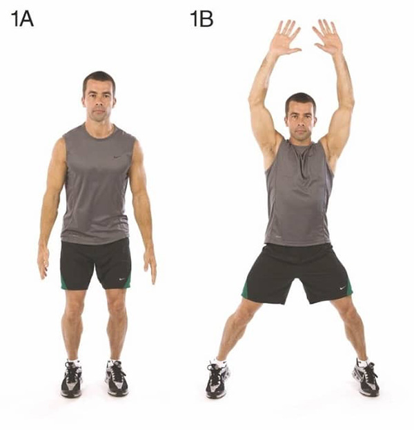 HIIT does a low-leg dance exercise that helps reduce fat but also increases height.