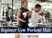 Guide Beginner Gym Workout Male in the Right Way