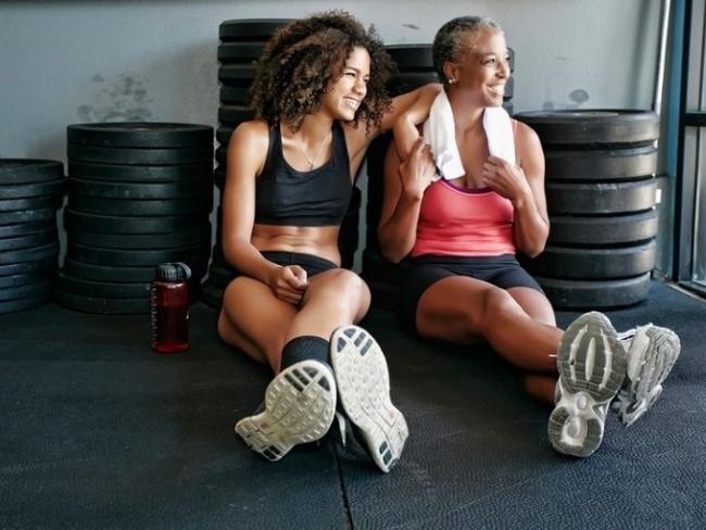 Fitness reduces stress fatigue