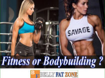 Should Exercise Fitness or Bodybuilding?