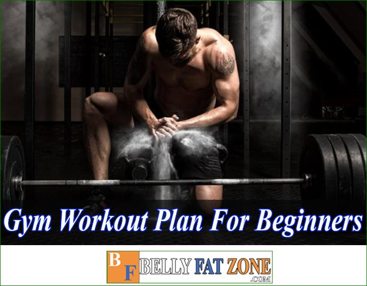 Gym workout plan for beginners effective in the shortest time