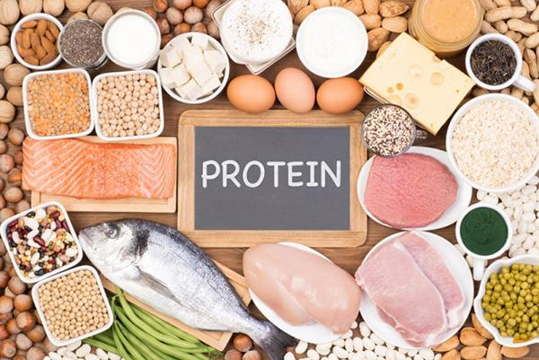 Other high-protein foods