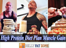 High Protein Diet Plan For Muscle Gain And Budget-friendly