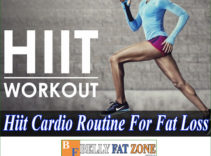 Hiit Cardio Routine For Fat Loss – 30 day hiit workout for beginners