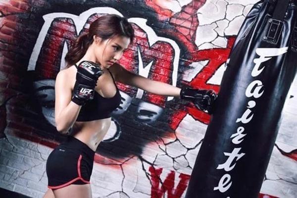 Punching exercise