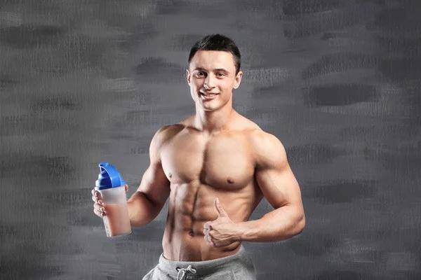How to mix Whey Protein?