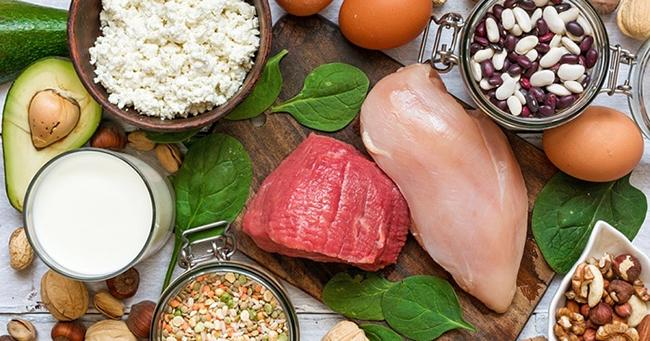 Eat more protein-rich foods