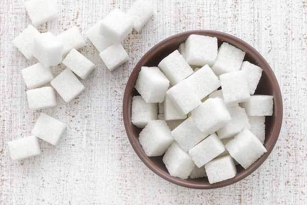 Cut out sugar from meals