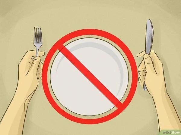 Don't skip meals!