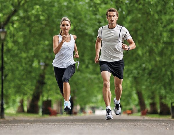Jogging is an effective way to lose weight.