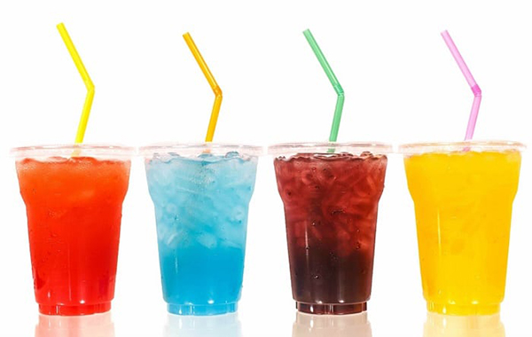 Soda or soda is both unhealthy and doesn't help you lose belly fat.