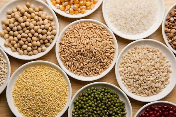 Whole grains are nutritious.