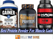 Top 35 Best Protein Powder For Muscle Gain 2021