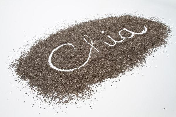 Chia seeds replenish the body's essential nutrients.