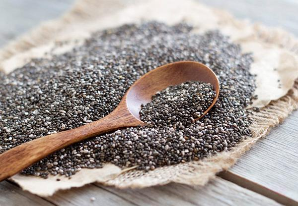 Chia seeds contain many nutrients and minerals necessary for the body.