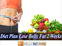 Diet Plan To Lose Belly Fat In 2 Weeks Effective While Ensuring Comfort