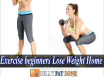 More 15 Easy Exercise For Beginners to Lose Weight at Home