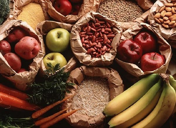 hoose high-fiber foods