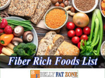 Fiber Rich Foods List Help You Have a Balanced Meal and Good Digestion