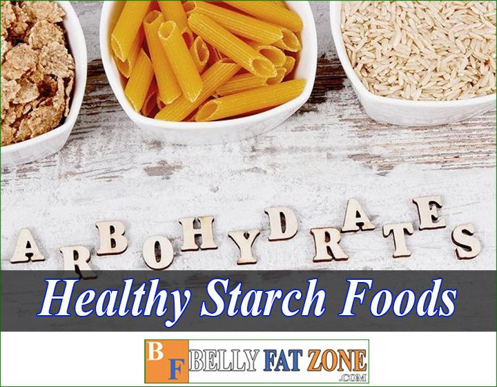 Healthy starch foods - starch solution rules You Should Know To Keeping Fit Your Body