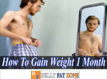 How to Gain Weight in 1 Month?