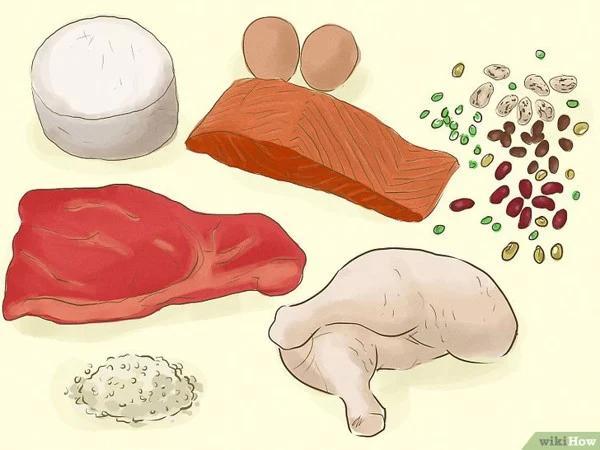 Buy low-fat meat