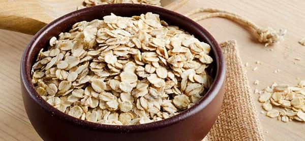 Don't forget oats - a nutrient-dense and fiber-rich food that is good for weight loss.