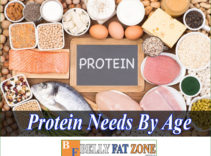 Protein Needs By Age You Need To Know To Have Lots Of Energy Every Day