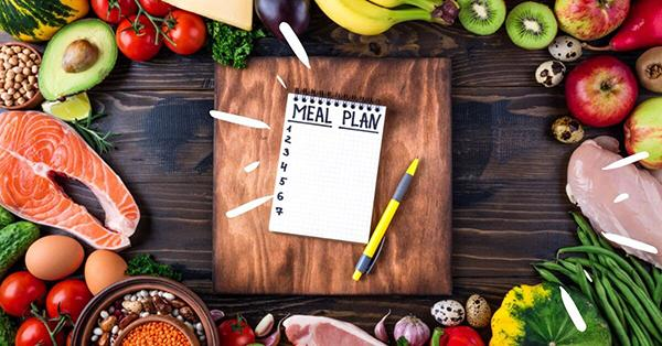 Does the 3000-3500kcal eating schedule help gain weight?