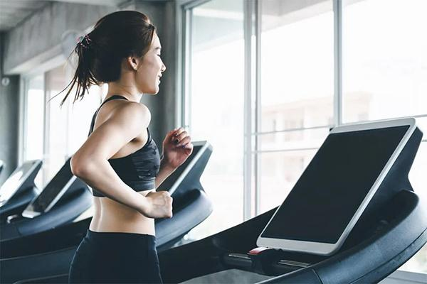 Do cardio to lose fat under your buttocks and body
