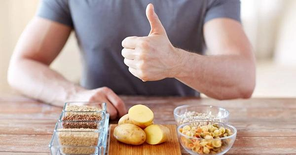 Use good carbs before and after exercise