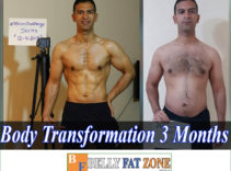 Motivation From Body Transformation 3 Months Mostafa Yousri – While Still 60h Works in a week