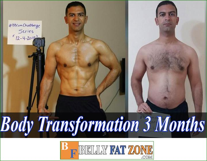 Motivation From Body transformation 3 months Mostafa Yousri - While Still 60h Works in a week