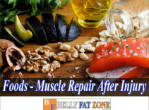 List Foods for Muscle Repair After Injury