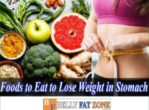 Foods to Eat to Lose Weight in Stomach Easy to find