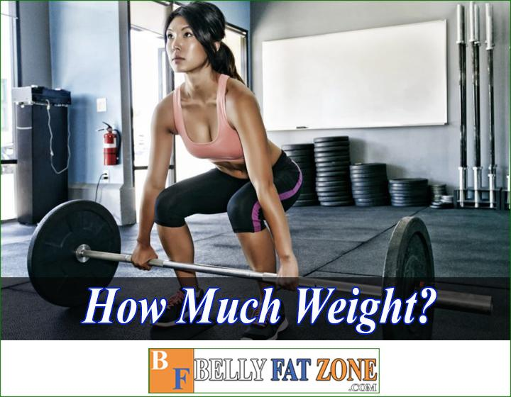 How much weight should i lift for my size?