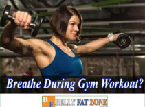 How to Breathe During Gym Workout?