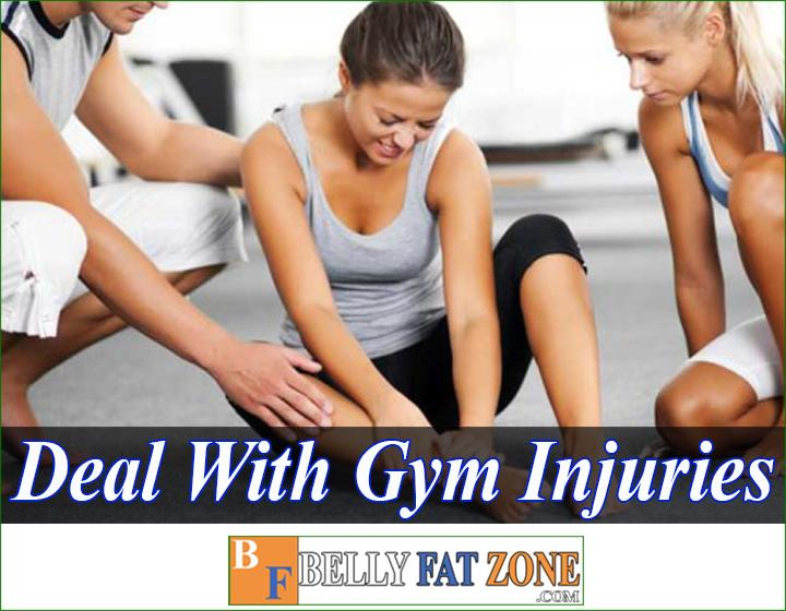 How to deal with gym injuries?