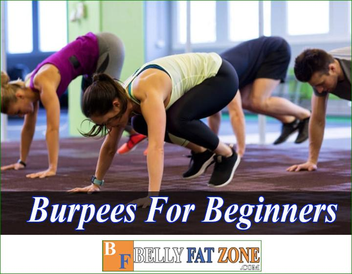 How to do burpees for Beginners?