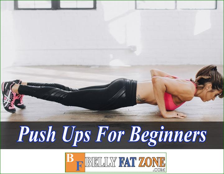 How to do push ups for beginners?