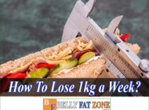 How to Lose 1kg a Week Man – Women?