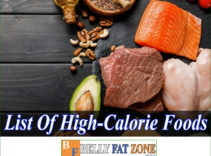 List of High-Calorie Foods to Gain Weight For You