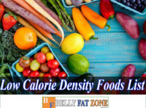 Top Low-Calorie Density Foods List Help You Eat Comfortably No Gaining Weight