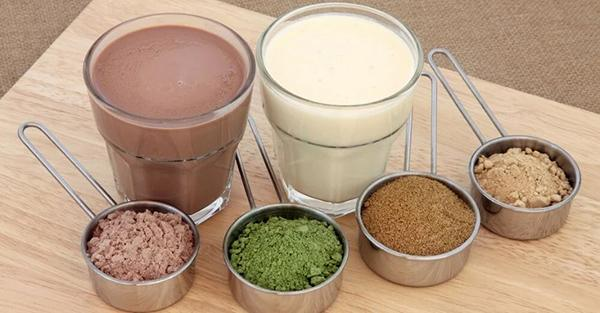 Types of Whey Protein Blend milk powder for a cheap price
