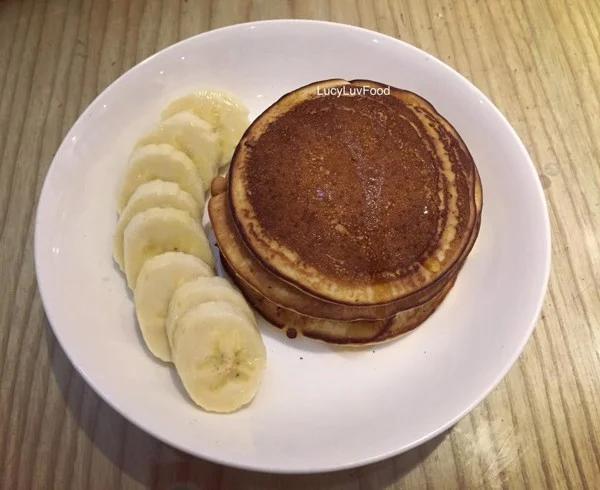 Recipe protein pancake